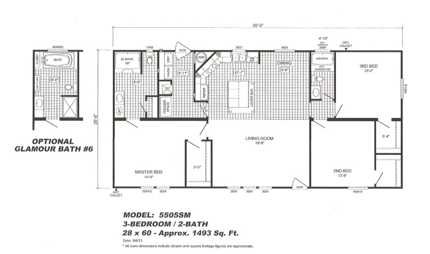 Cavalier Mobile Home Floor Plans How To Find The Best